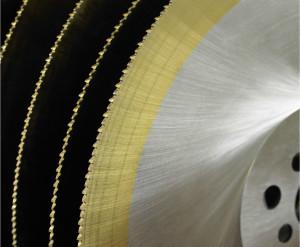 HSS-Metallkreissägeblätter nach dem Schärfen
