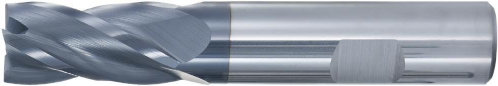 VHM-Schlichtfräser Typ 122, für den universellen Einsatz, Zerspanungswerkzeug von Wunschmann.