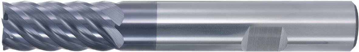 VHM-Schlichtfräser · Typ 162, zum Schlichtfräsen beim Umfang- und Konturfräsen, Zerspanungswerkzeug von Wunschmann.