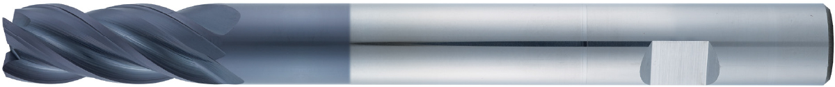 SC-HPC cutter long · type 181, extra long blade, for roughing and finishing