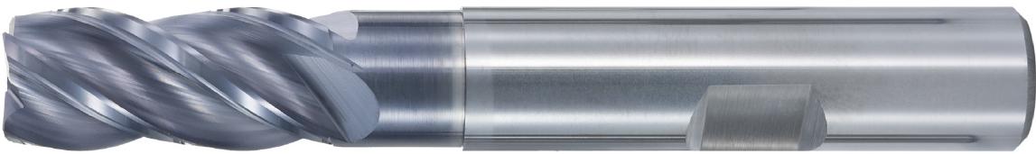 VHM-HPC-Fräser VA Typ 188. Idealer Allrounder zum Schruppen, Schruppschlichten, Schlichten. Zerspanungswerkzeug von Wunschmann.