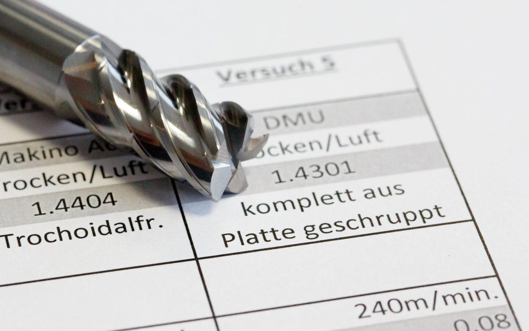 Trochoidalfräser von Wunschmann in der Fachpresse