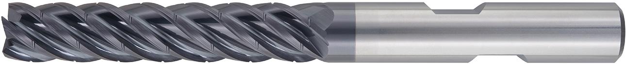 Hohe Zeitspanvolumen, geringer Werkzeugverschleiß: Wunschmann-Trochoidalfräser