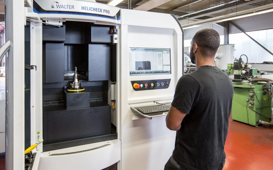 Pressemitteilung: Wunschmann nimmt neue Messmaschine in Betrieb