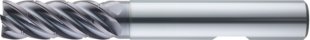 VHM-Trochoidalfräser · Typ 175 Eckenradius, Hochleistungsfräser für die Zerspanung von Superlegierungen. Zerspanungswerkzeug von Wunschmann