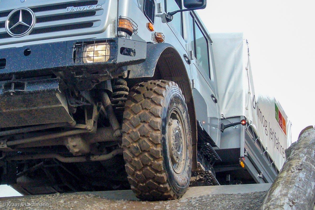 Der Diesel lebt, nicht nur im Unimog-Museum Gaggenau